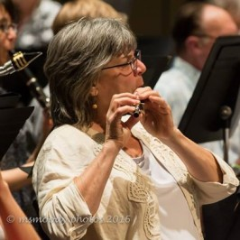 Piccolo Artist in Sacramento and Modesto Symphonies
