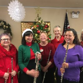Bel Canto Flutes Mountain View New Session 1/9/2019