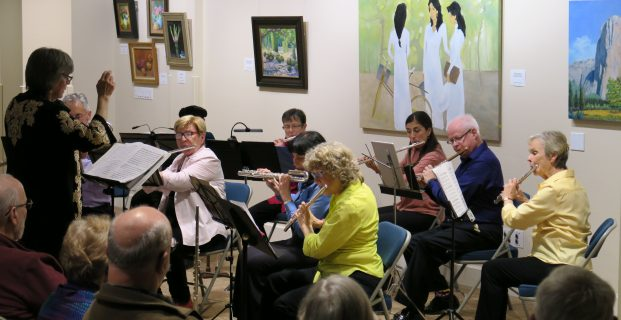 Bel Canto Flutes Mountain View New Session Wednesday October 16