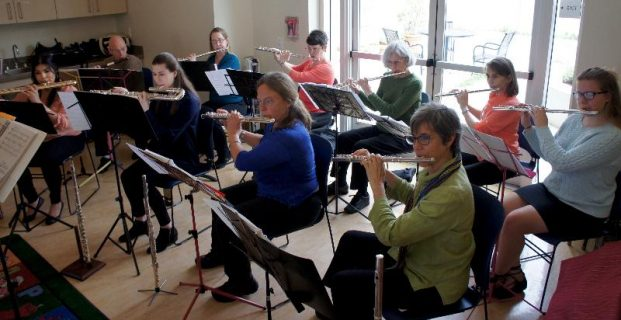 Bel Canto Flutes SF begins a new session on May 7, 2019