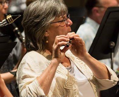 Piccolo Artist in Sacramento and Modesto Symphonies